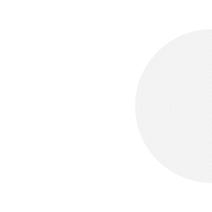 Concentric White Background Row Background
